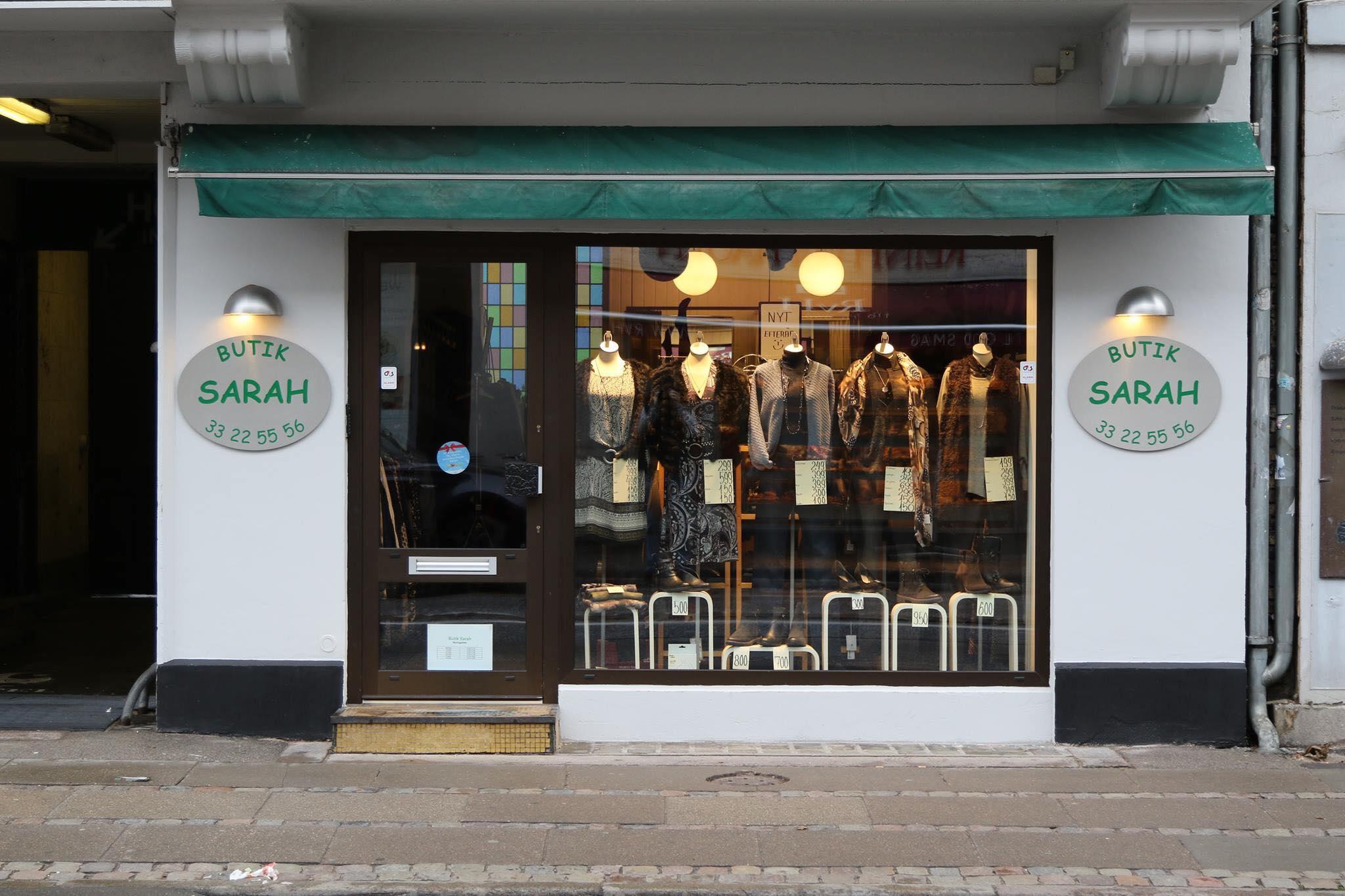 tøjbutikker på gammel kongevej